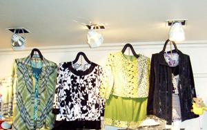 佐織屋の高級婦人服